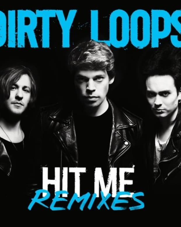 "Premiere: Dirty Loops ""Hit Me"" (Suraci Remix)"
