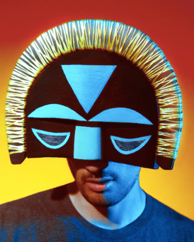 "First Listen: SBTRKT ""Higher"" (ft. Raury)"