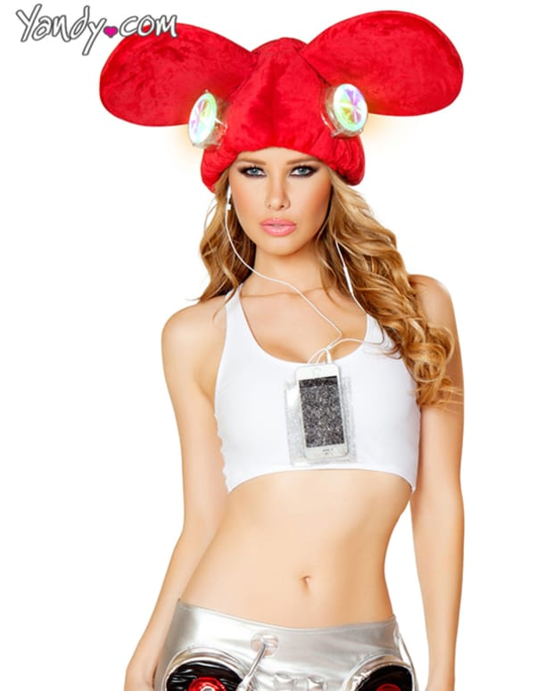 EDM Struggles: The Sexy deadmau5 Halloween Costume