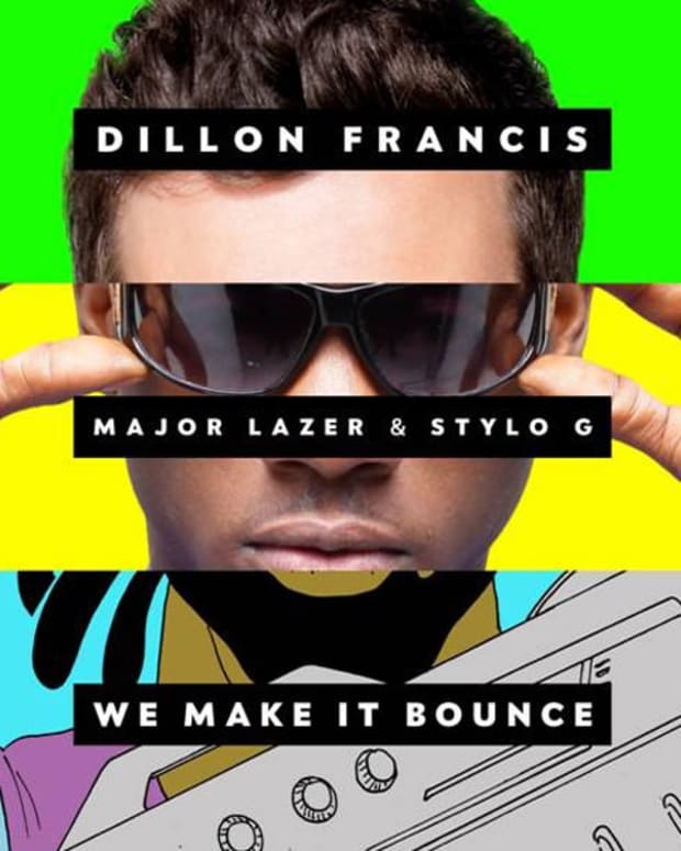 New Dillon Francis & Major Lazer - We Make It Bounce