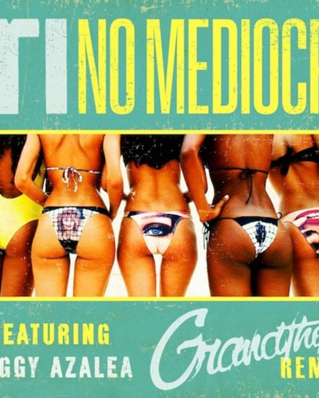 Bass Remix: T.I. & Iggy Azalea -  No Mediocre (Grandtheft Remix)