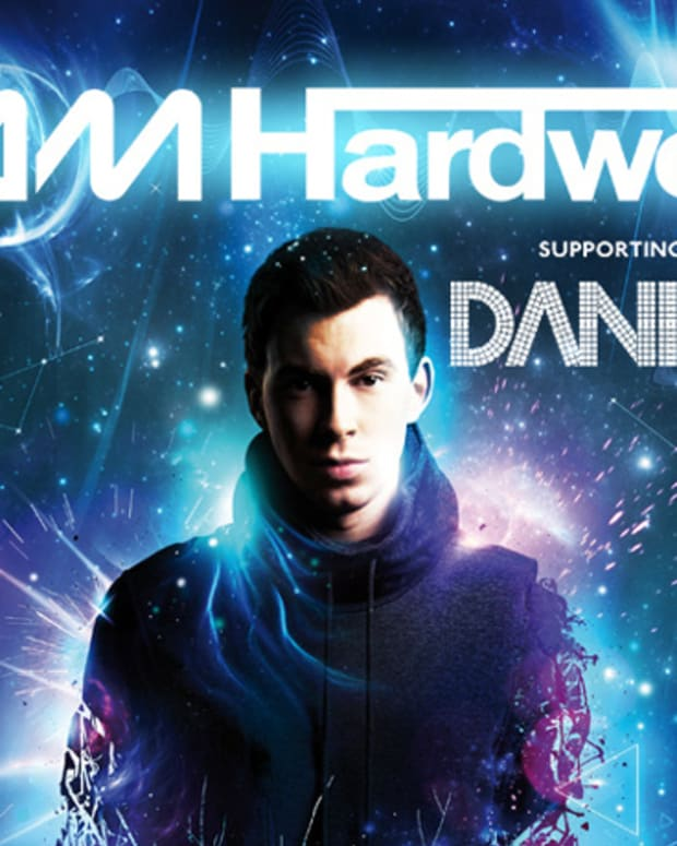 Win Tickets To Hardwell And Dannic 11/8/14 In Los Angeles