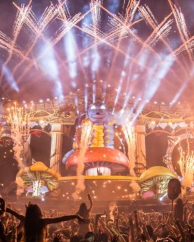 Report: Over 100 Arrested at Beyond Wonderland