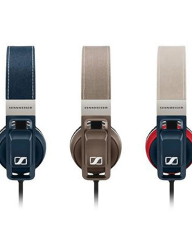 Gear: Sennheiser Urbanite Headphone Review
