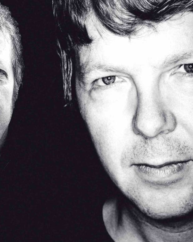 "John Digweed & Nick Muir Record ""Traveler"", Based On John Twelve Hawks Trilogy"