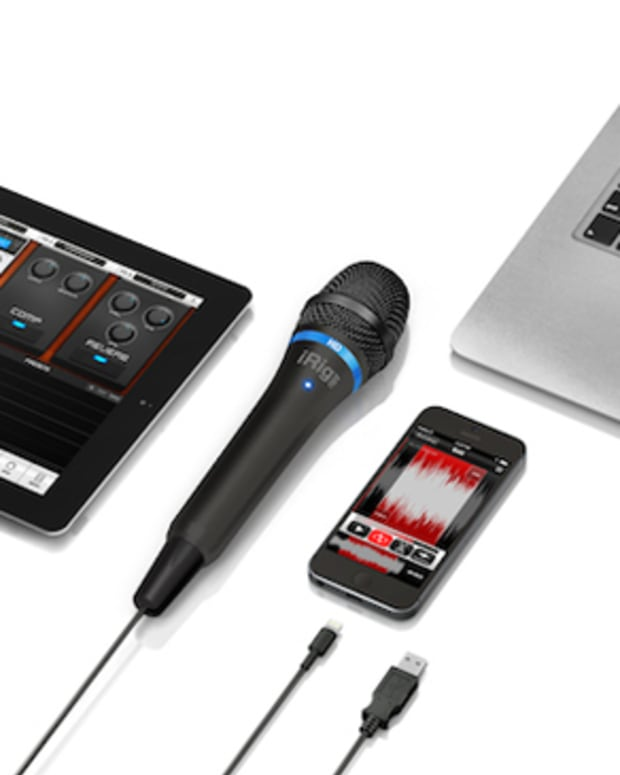 Gear: IK Multimedia iRig Mic HD Review