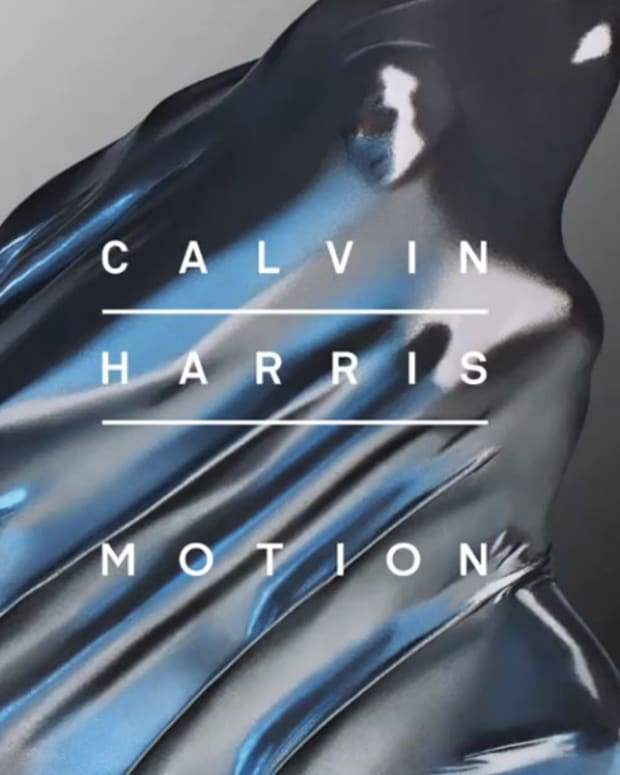 "Major Tune Alert: Calvin Harris X Gwen Stefani ""Motion"""