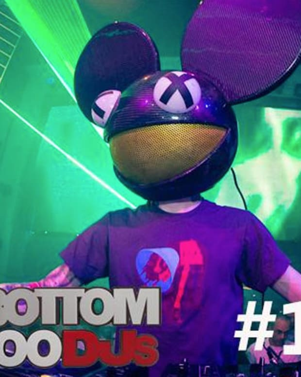 deadmau5 Wins Bottom 100 DJs Competition!