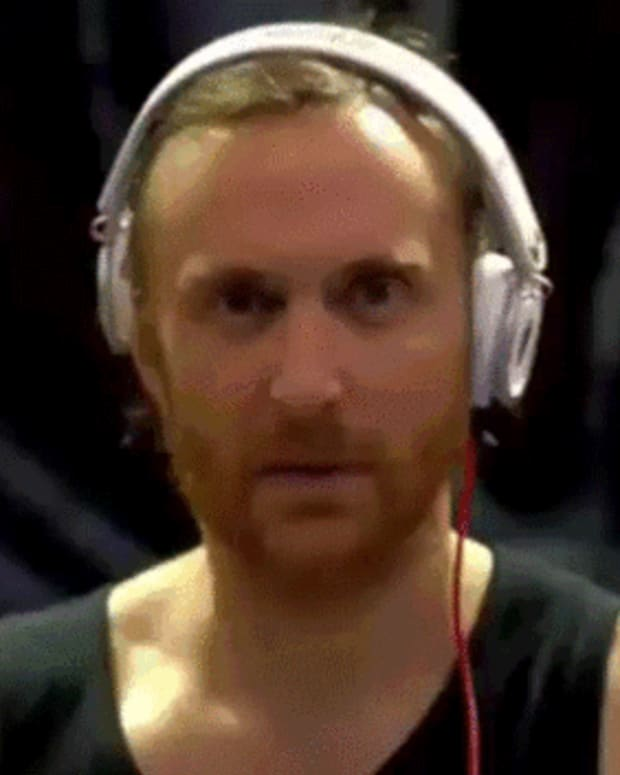 deadmau5 Throws Shade On Guetta's Dreams Of DJing In Space