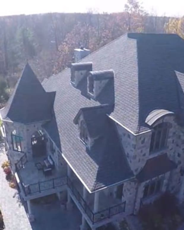 Take An Aerial Tour deadmau5' New Mansion