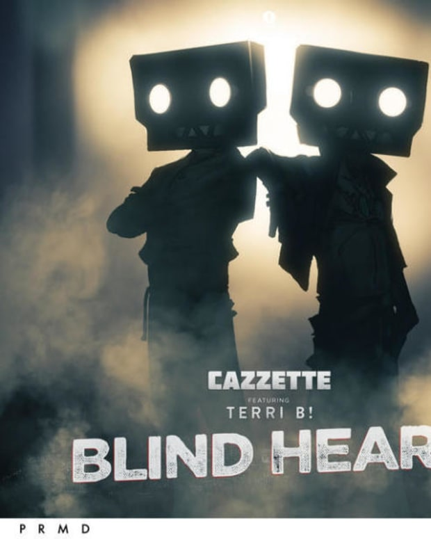 New Disco: Cazzette - Blind Heart