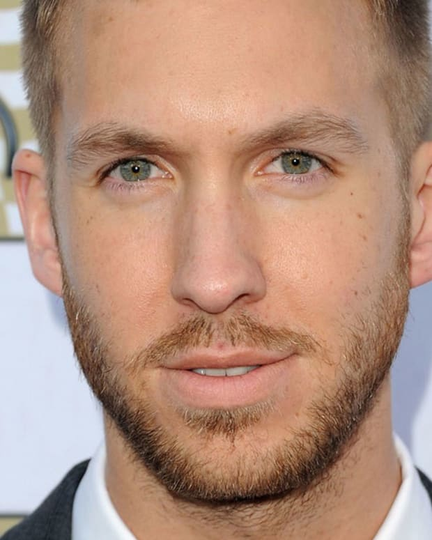 Calvin Harris Sets Record On Billboard Dance/Electronic Chart