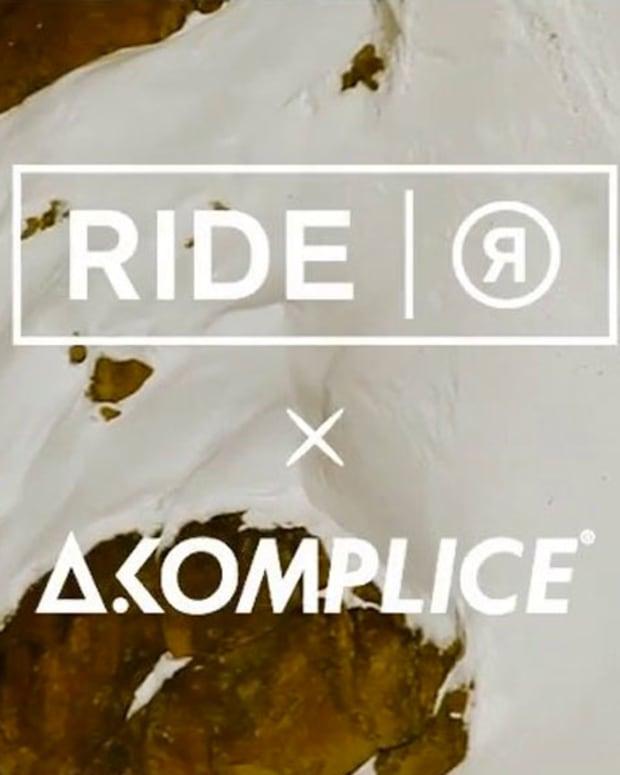 Akomplice X Ride Snowboards Video Lookbook