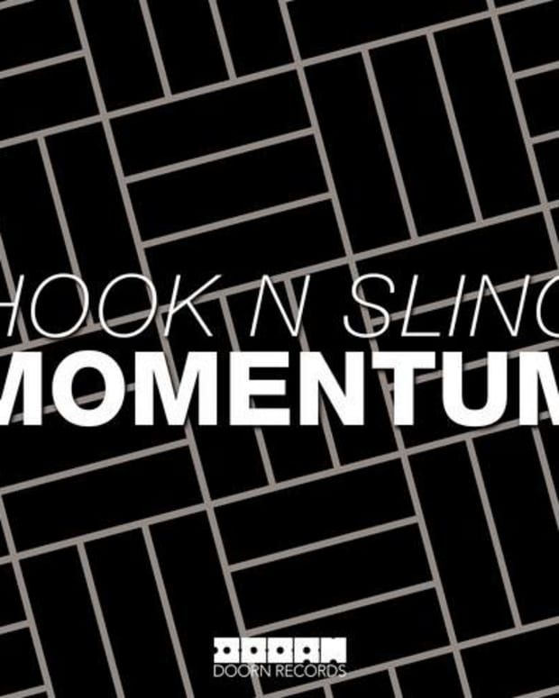 New Big Room: Hook N Sling - Momentum