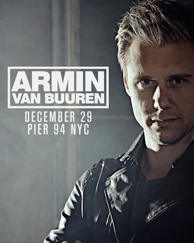 Spotlight: Armin van Buuren To Kick Of New Year's Week NYC