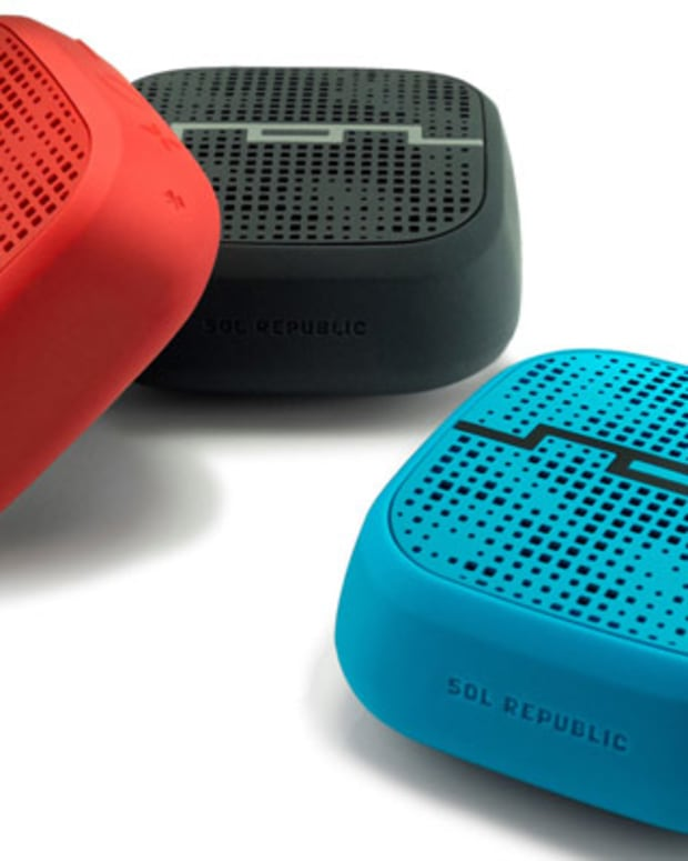 Gear – SOL REPUBLIC Punk Wireless Speaker Review