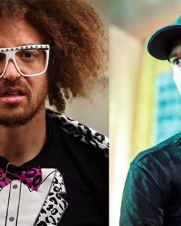"deadmau5 Says Redfoo Is ""Pandering to The Stupid Masses Perpetuating stupidity"""