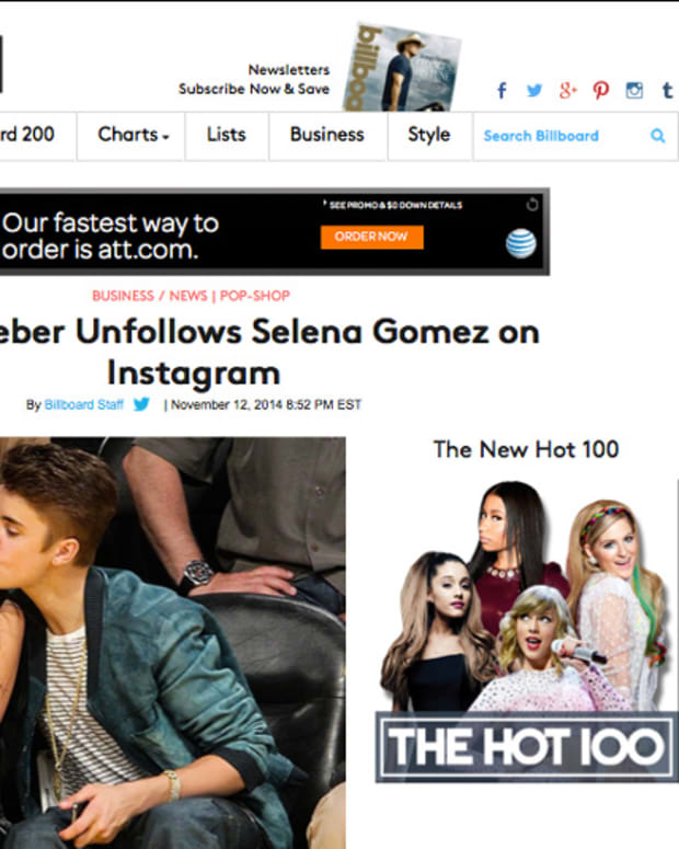 Strictly For The Trolls: Justin Bieber Unfollows Selena Gomez On Instagram