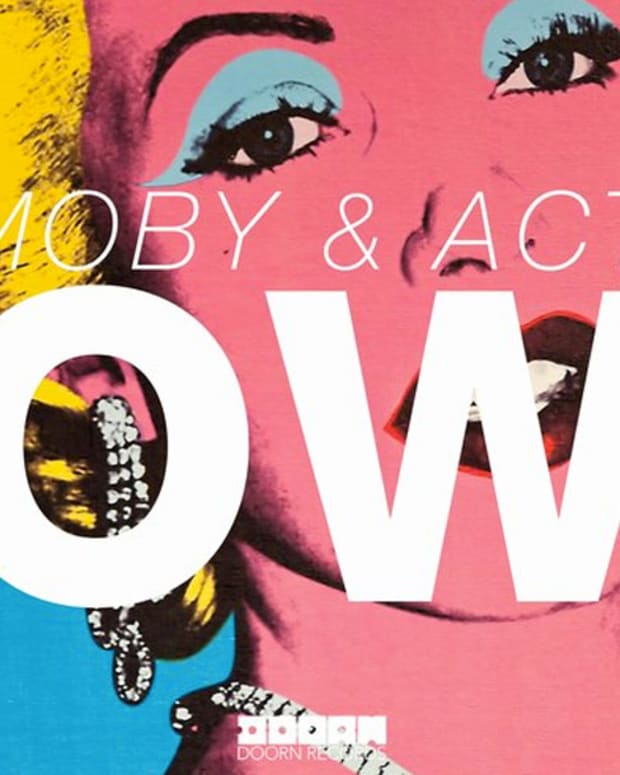 "Moby ""OW"" featuring Acti is a new big room electro house banger"