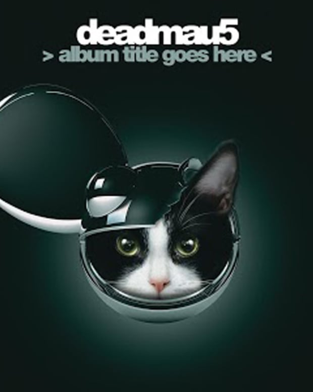 deadmau5: deadmau5 >Album Title Goes Here