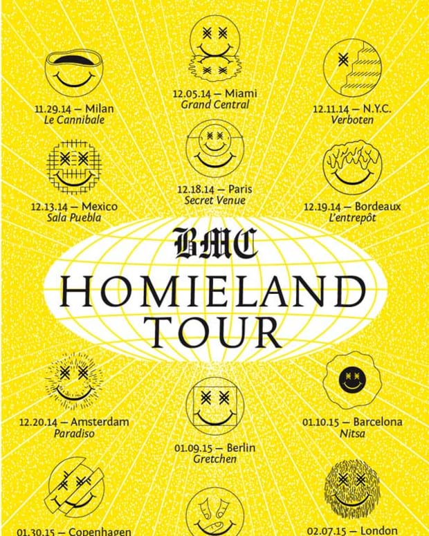 Bromance Records Announce's Homieland Tour and Compilation Album