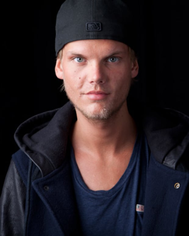 Avicii Finishes As Billboard's Top Dance/Electronic Artist Of 2014