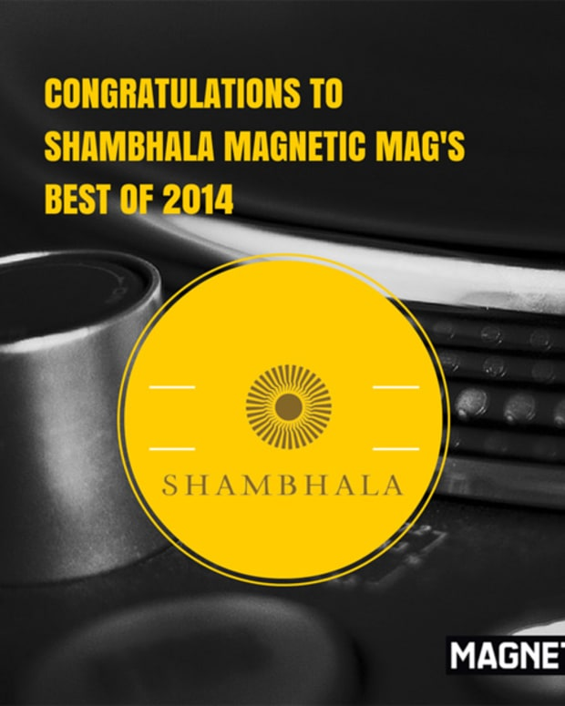 The Winner Of The Best Festival Category for Magnetic Mag's Best Of 2014