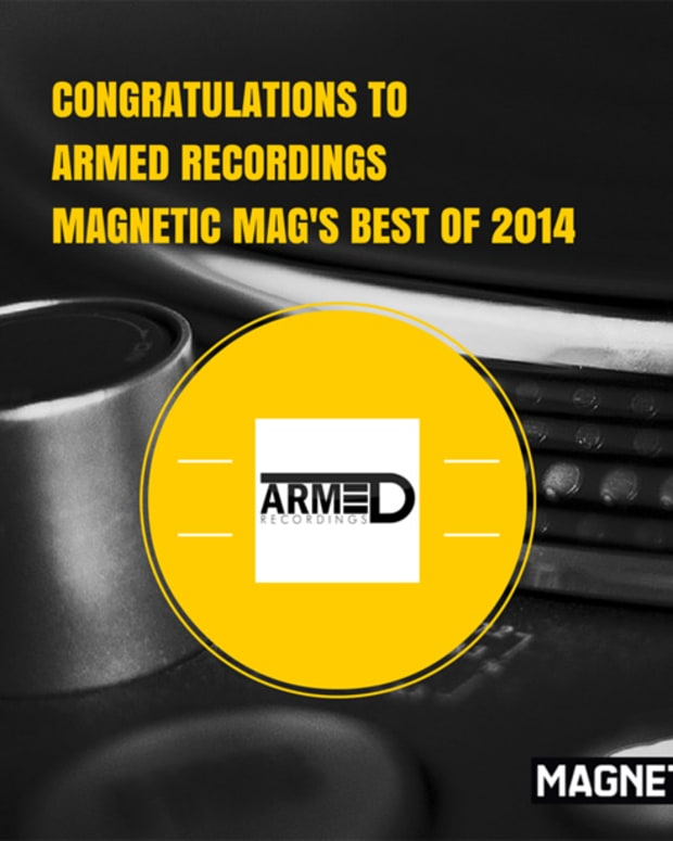 Magnetic Mag's Winner Best Record Label 2014