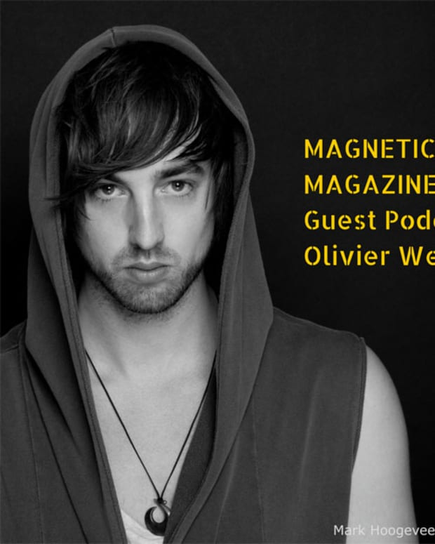 MAGNETIC Guest Podcast And Interview: Olivier Weiter (Melodic Techno & House)