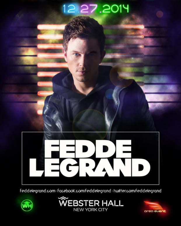 Webster Hall Presents Brite Nites: Fedde Le Grand