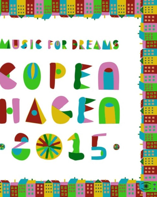 Warm Up With Chill 'Copenhagen 2015' Compilation