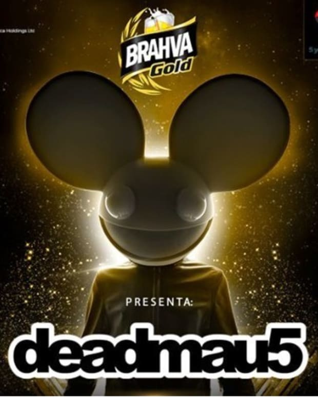 Free deadmau5 Birthday Treat - Live '5 Years of Mau5' Set
