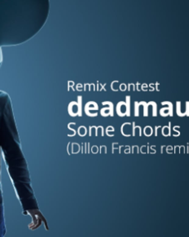 Some Chords Remix Contest Could Land You mau5trap Release