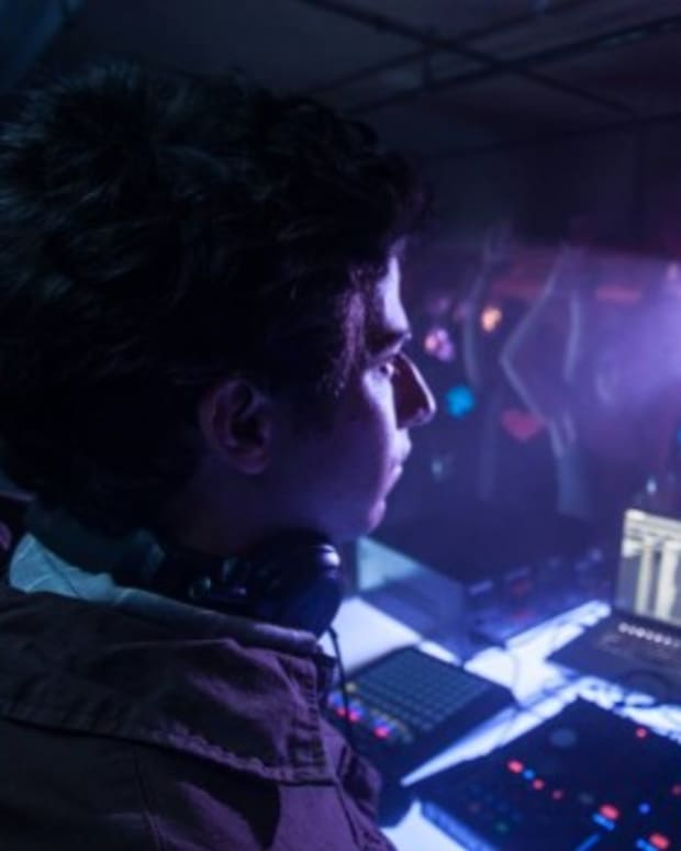 World's Most Disturbed DJ In New Horror Film - 'Enter the Dangerous Mind'