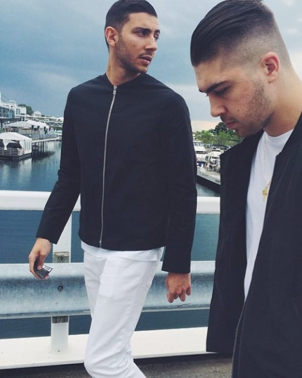 New, Amazingly Strange Majid Jordan Video