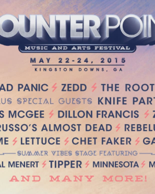 CounterPoint Announces Lineup, New Additions