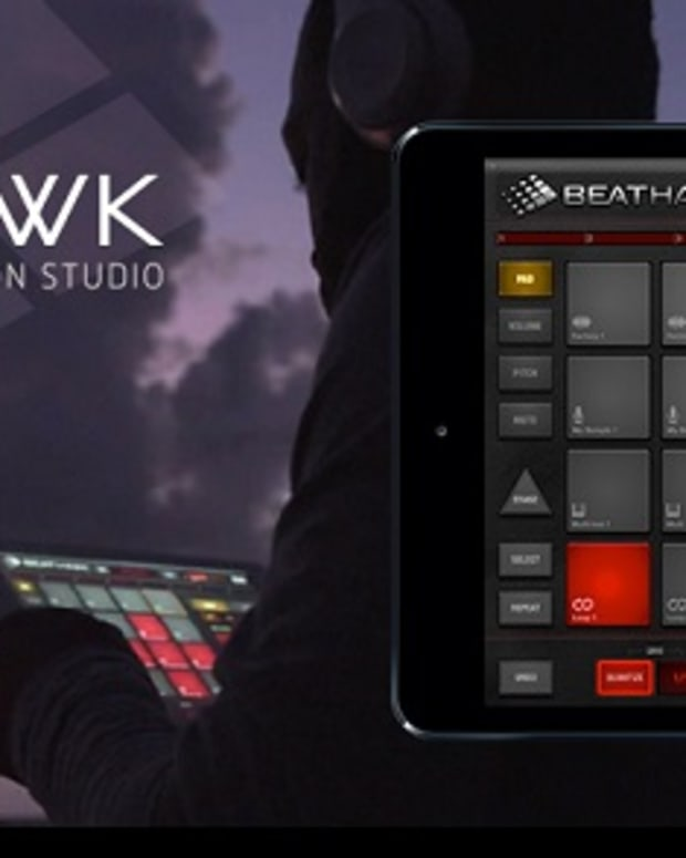 New BeatHawk Production Software Announced - $5