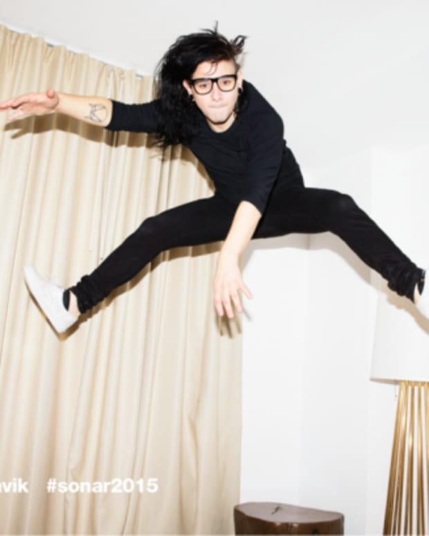 Skrillex Added To Eye-popping Sonar 2015 Festival