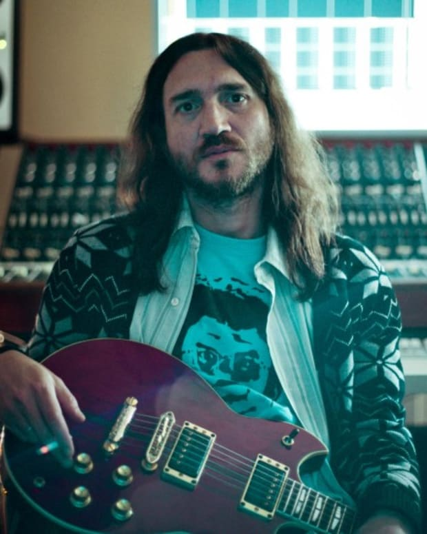 Acid House Arrives From Famed Guitarist John Frusciante