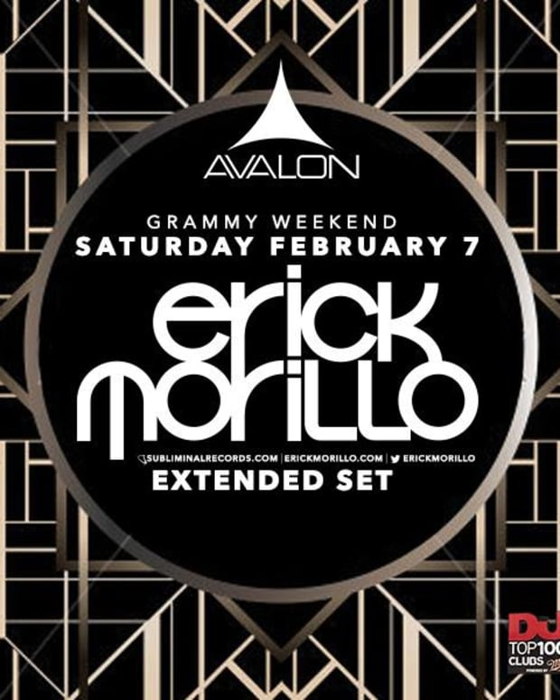 Record-breaking Subwoofer Debuting With Erick Morillo