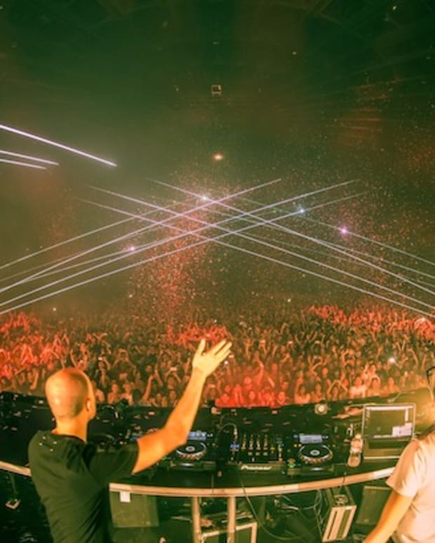 Above & Beyond at The Forum: A Truly Reinvigorating Experience