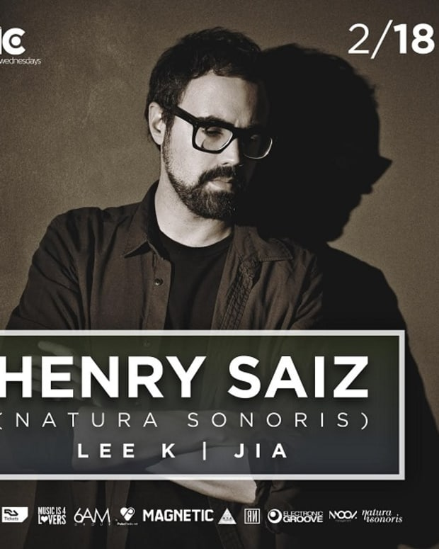Henry Saiz Makes His Return To Clinic Wednesdays Tonight!