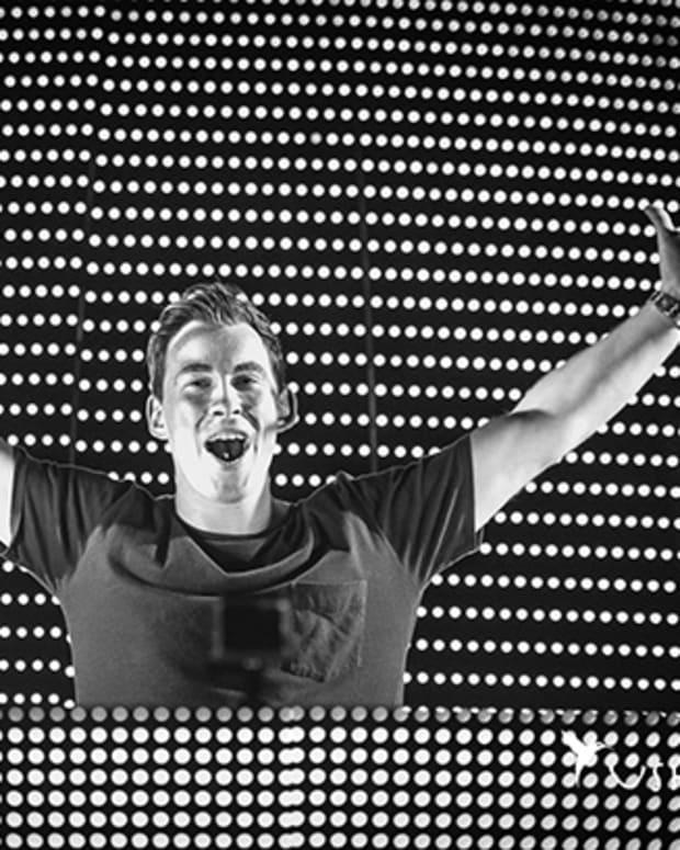Hardwell Drops Huge Calvin Harris Remix