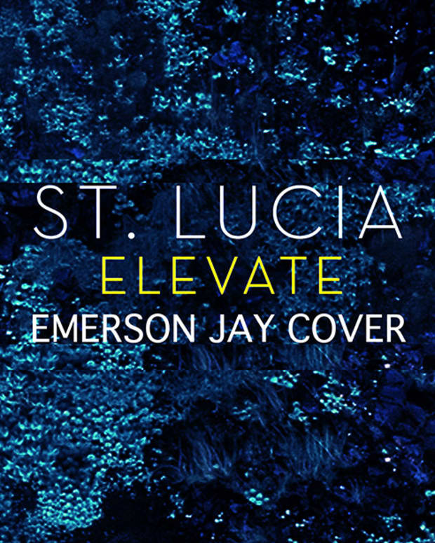 PREMIERE: Emerson Jay Cover St. Lucia