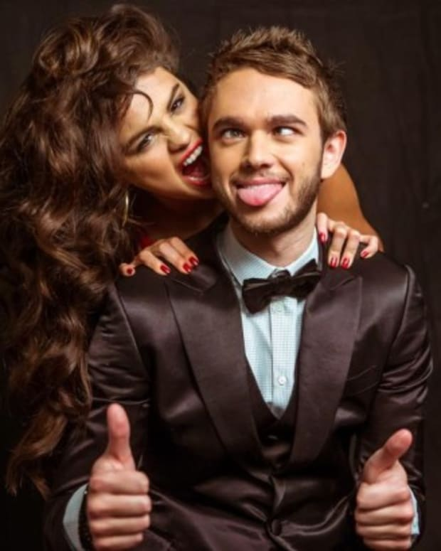 Zedd & Selena Gomez Collab Bigger Than 'Clarity'?