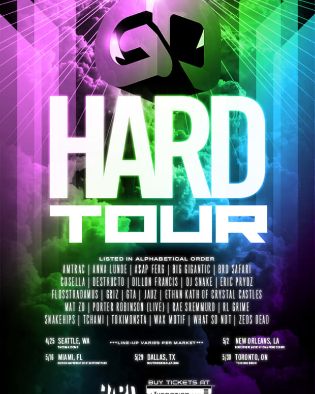 HARD Launches Unique Festival Tour