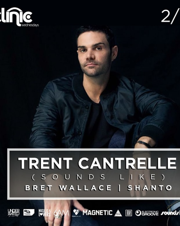 Clinic Wednesdays Tonight with Trent Cantrelle (Sounds Like) - 2.25.15