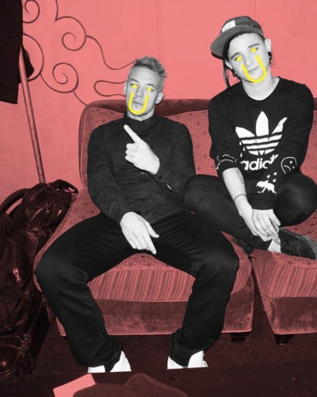 Jack U Album Holds Needle To EDM Bubble