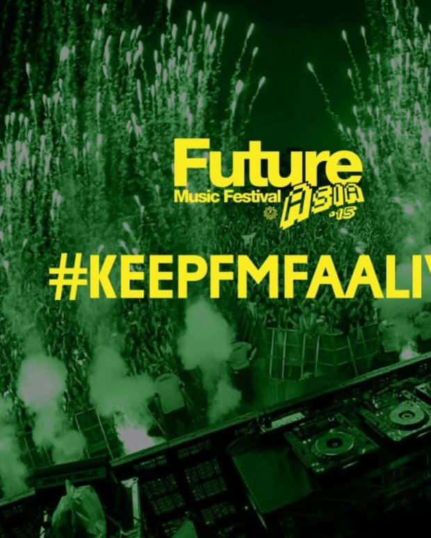 Future Music Fest Cancelled At Last Minute?