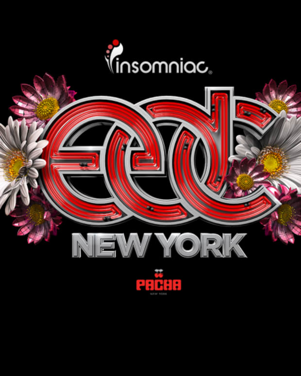 Big EDC NY Lineup Arrives